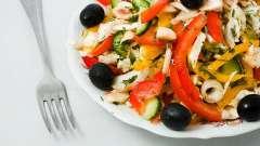 10 Правил здорового харчування