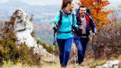5 Причин зайнятися скандинавської ходьбою