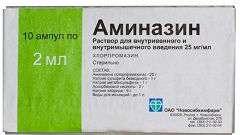 Аміназин