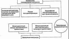 Аномальне генерування імпульсів - аритмії серця (2)