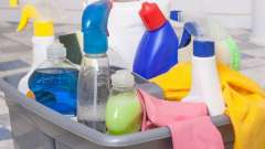 Побутова хімія: зручність на шкоду здоров`ю