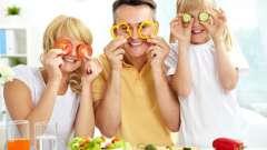 Дитяче вегетаріанство: користь чи шкода для здоров`я?