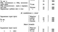 Інші токсичні мікроміцети - токсінобразующіе мікроскопічні гриби