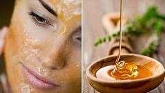 Маски з меду для обличчя