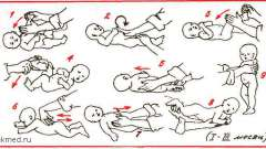 Масаж і гімнастика на першому році життя - нервова система дитини