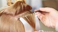 Мелірування на русяве волосся