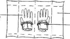 Обробка рукавичок - медичні рукавички як засіб забезпечення інфекційної безпеки