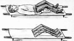 Переломи кісток таза - перша допомога при травмах