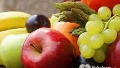 Схуднути на овочах і фруктах