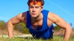 Корисні звички для чоловіків