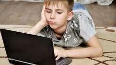Дитина і комп`ютер: прості правила безпеки