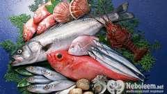 Риба: вітаміни, користь, шкода
