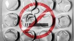Таблетки від куріння