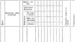 Висновок і документація - організація трудової терапії в психіатричній лікарні